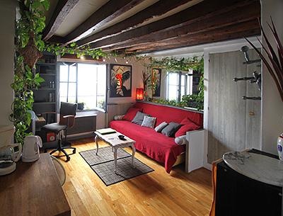 location saisonni re de studios et appartements meubl s paris. Black Bedroom Furniture Sets. Home Design Ideas