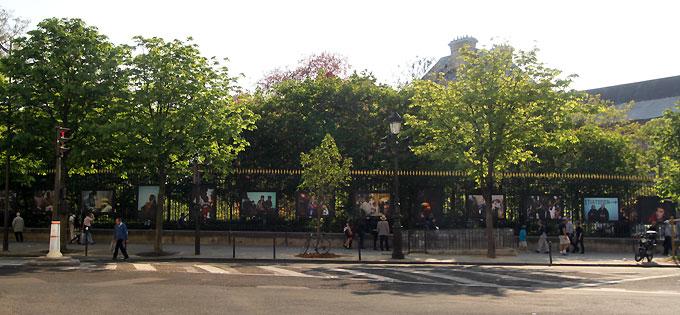Studio louer paris rue monsieur le prince lardennois - Comment aller au jardin du luxembourg ...