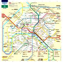 Carte Paris Metro Et Arrondissement | tonaartsenfotografie